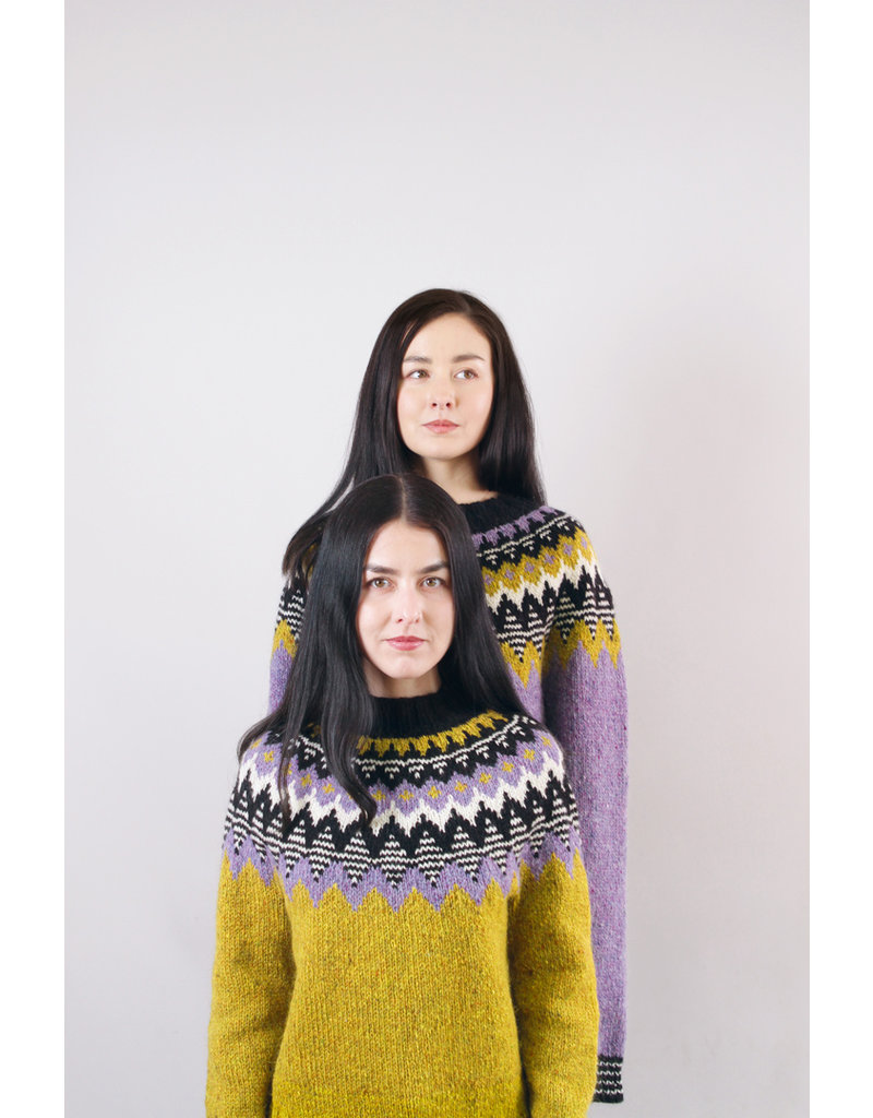 Moon and Turtle: Knitting Patterns with Variations