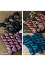Uschitita Merino Sock Yarn Singles