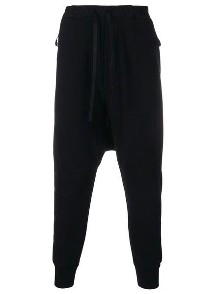 UNRAVEL PROJECT UNRAVEL MEN T BRUSHED BASIC DROP CROTCH PANTS