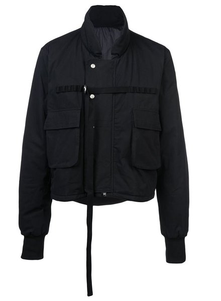 UNRAVEL PROJECT UNRAVEL MEN TELA MILITARY PADDED JACKET