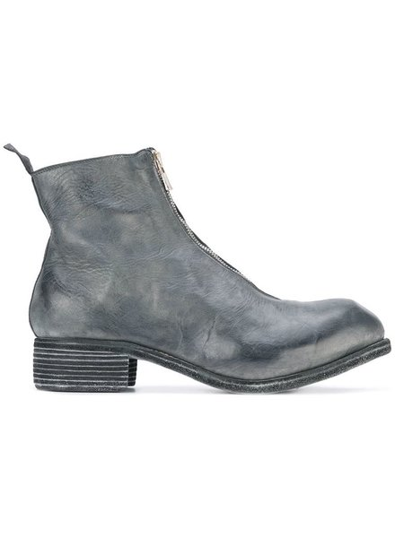 GUIDI GUIDI MEN PL1 HORSE LEATHER FRONT ZIP BOOT