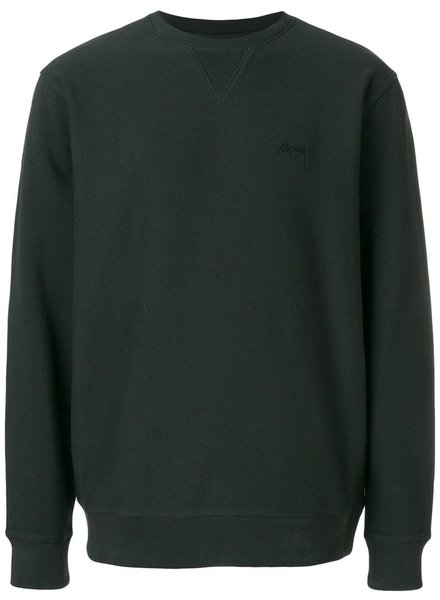 STUSSY STUSSY MEN STOCK LS TERRY CREW