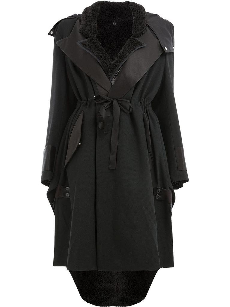 UNDERCOVER UNDERCOVER WOMEN DETACHABLE COAT