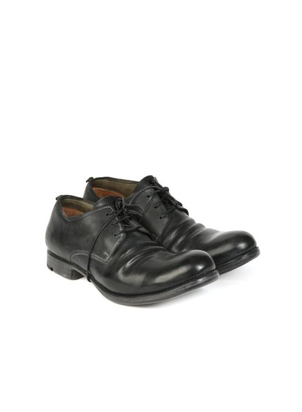 LAYER-0 LAYER-0 MEN CORDOVAN LEATHER GOODYEAR DERBY