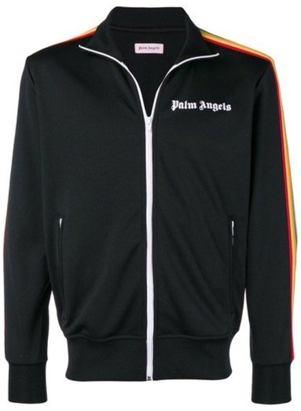 PALM ANGELS PALM ANGELS MEN RAINBOW TRACK JACKET