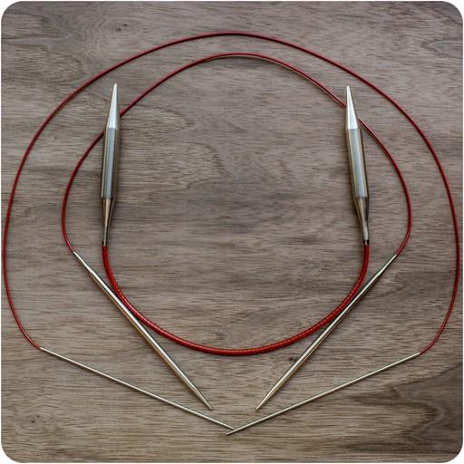 chiaogoo     circular steel lace needles
