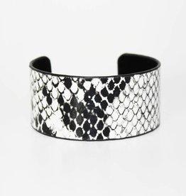 Ana Trading Co. Snake Cuff Bracelet