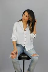 Skylar Madison Carina Button Down Shirt