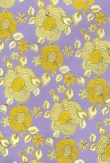 """India Daisy Chain, Available in Two Colors, 22"""" x 30"""""""