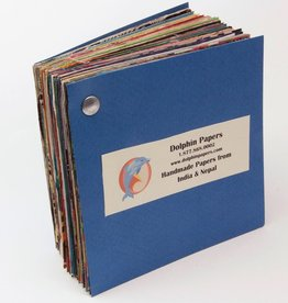 Papers from India, Sample Book