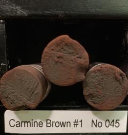 Sennelier, Extra Fine Soft Pastel, Carmine Brown