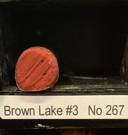 Sennelier, Extra Fine Soft Pastel, Brown Lake