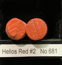 Sennelier, Extra Fine Soft Pastel, Helios Red