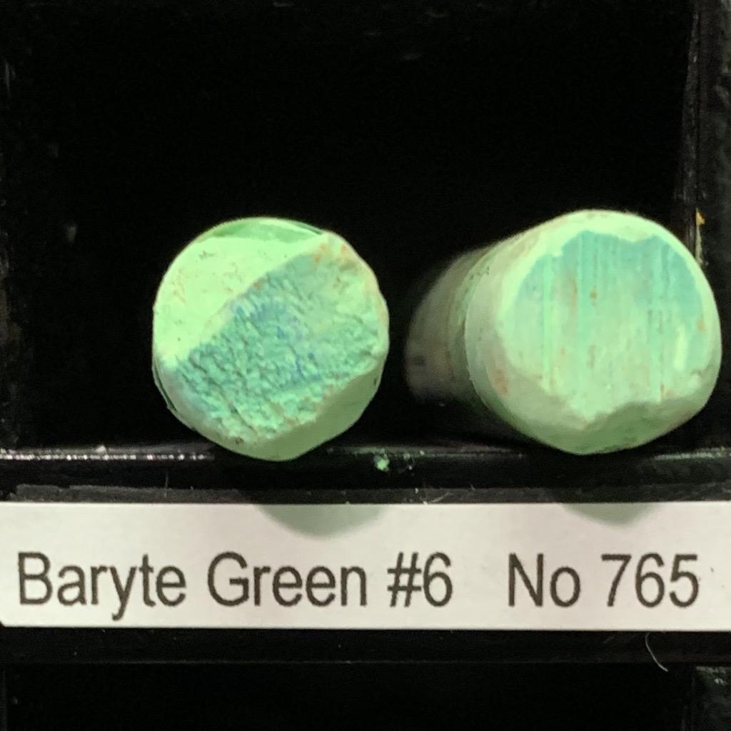 Sennelier, Extra Fine Soft Pastel, Baryte Green