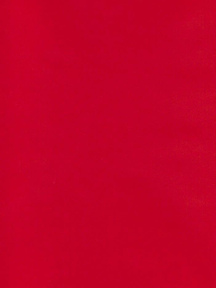 """Domestic Curious Translucent Text, Red, 27#, 25"""" x 38"""""""