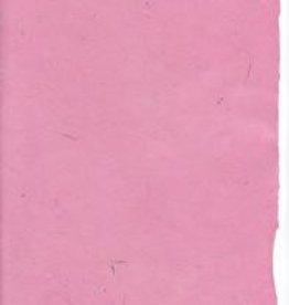 "Nepal Lokta Pink, 20"" x 30"""