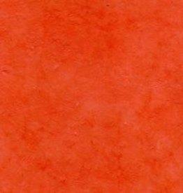"Nepal Lokta Orange, 20"" x 30"""