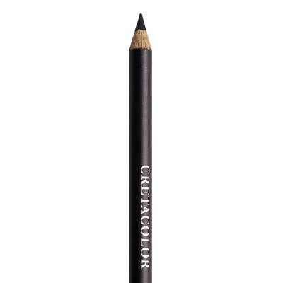 Cretacolor, Nero Charcoal Oil Pencil, Extra Soft