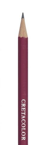 Cretacolor Graphite Pencil, 3H