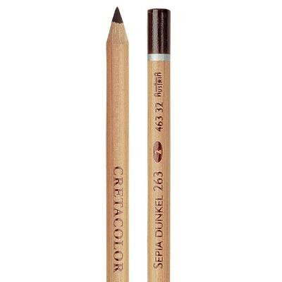 Cretacolor Artist Pencil, Sepia Dark