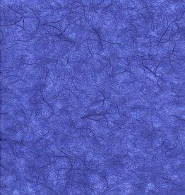 """Thailand Thai Unryu, Royal Blue, 25"""" x 37"""""""
