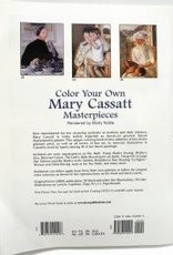 Color Your Own Mary Cassatt Masterpieces, Coloring Book
