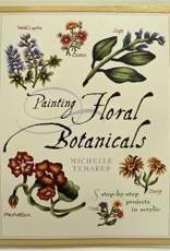 Painting Floral Botanicals, Sale Book