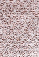 "Japan Lace #61, Large Snowflakes, 26"" x 39"" (Limited Availability)"