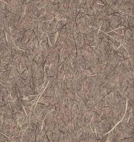 "Thailand Pine Tree Fibers, Natural, 25"" x 37"""