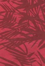 "Nepal Lokta Bamboo Red, 20"" x 30""<br />30"""