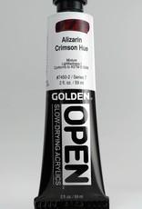 Golden OPEN, Acrylic Paint, Alizarin Crimson Hue, Series 7, Tube (2fl.oz.)