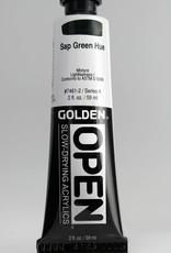 Golden OPEN, Acrylic Paint, Sap Green Hue, Tube (2fl.oz.)