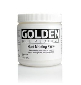 Golden, Hard Molding Paste, Medium, 8 oz Jar