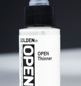 Golden OPEN Acrylic Thinner, 1 Fl Oz.