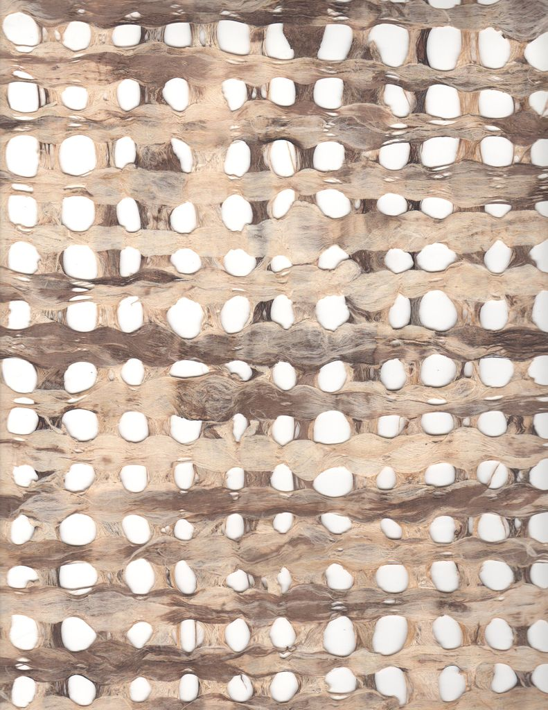 """Mexico Amate Weave Marble, 15"""" x 23"""""""