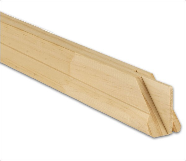 """Stretcher Bars 54"""", Jack Richeson Heavy Duty, (Sold in a Pair = 2 Stretcher Bars)"""