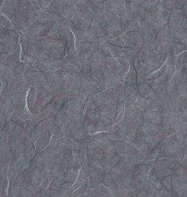 """Thailand Thai Unryu, Grey Confetti, 25"""" x 37"""""""