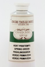 France Charbonnel, Etching Ink, Spring Green, Series 4, 60ml, Tube