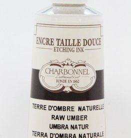 France Charbonnel, Etching Ink, Raw Umber, Series 2, 60ml, Tube