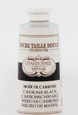 France Charbonnel, Etching Ink, Carbon Black, Series 2, 60ml, Tube