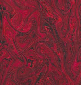 "France French Marble #609, Red 19"" x 25"", Limited Available"