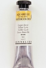 France Sennelier, Aquarelle Watercolor Paint, Yellow Lake, 561,10ml Tube, Series 2