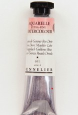 France Sennelier, Aquarelle Watercolor Paint, Rose Dore Madder Lake, 691,10ml Tube, Series 4