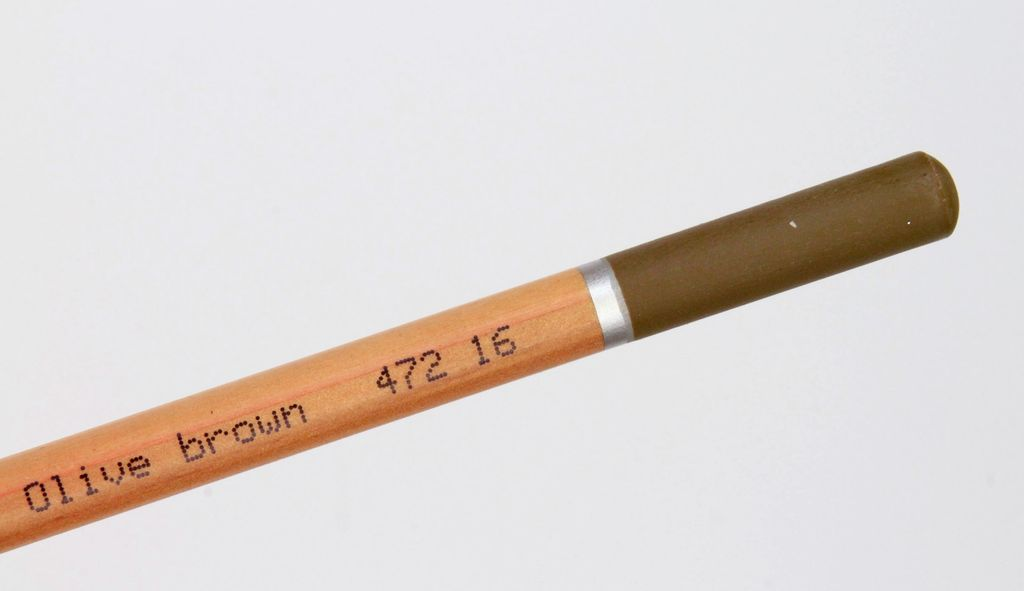 Cretacolor, Fine Art Pastel Pencil,<br />Olive Brown