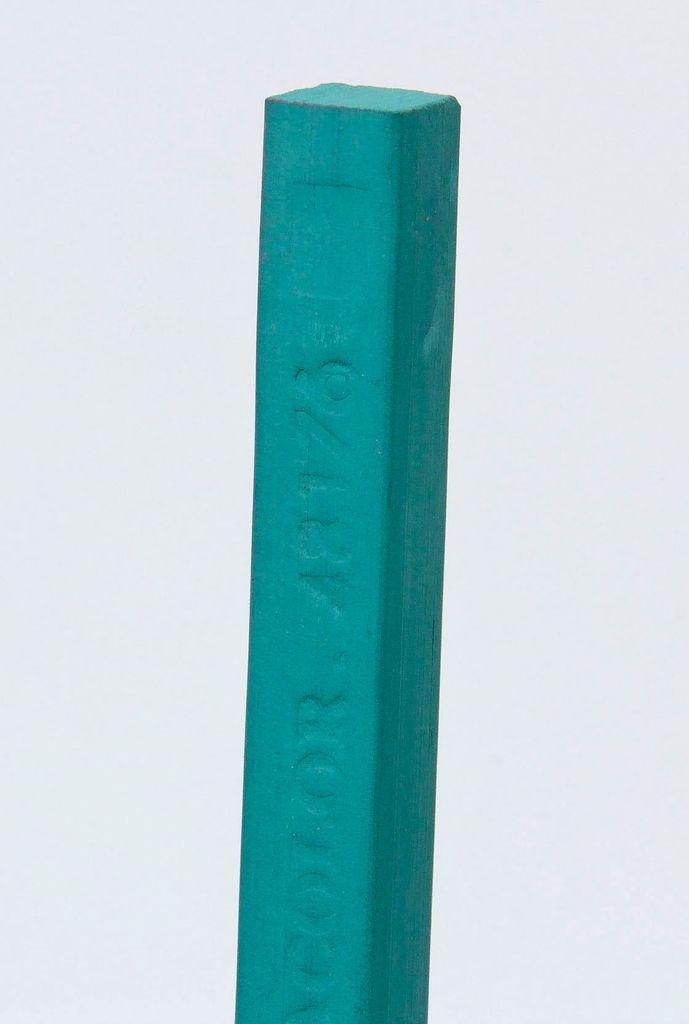 Cretacolor, Pastel Carre Stick, Turquoise Dark
