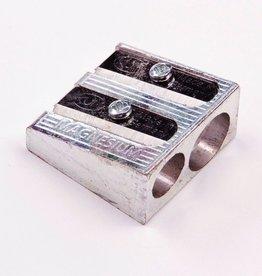 Metal Penci Sharpener, 2 Hole