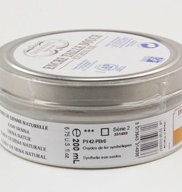 France Charbonnel, Etching Ink, Raw Sienna, Series 2, 200ml, Can