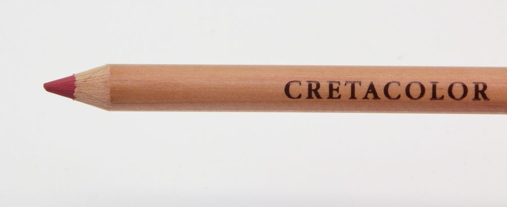 Cretacolor, Fine Art Pastel Pencil,<br />Madder Carmine