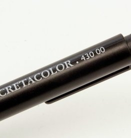 Cretacolor Lead Holder for 5.6mm Lead (Black Plastic)