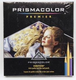 Prisma Color Pencils, Verithin Set of 24